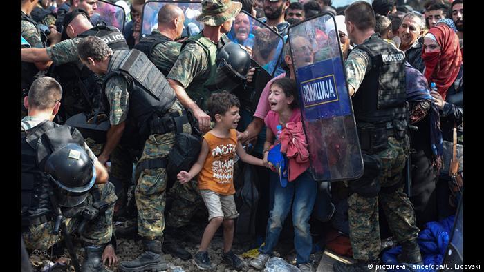 UNICEF Foto des Jahres - von Georgi Licovski