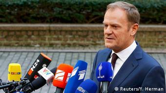 Belgien EU Gipfel in Brüssel - Donald Tusk
