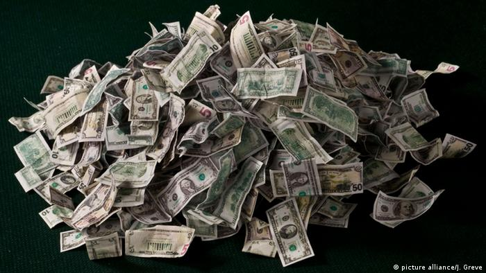 U.S. Dollarnoten