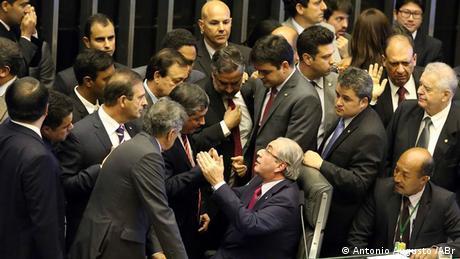 Brasilien Parlament