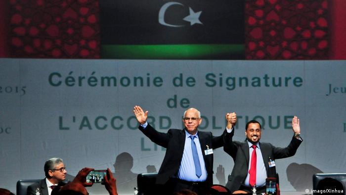 Marokko Unterzeichnung UN-Friedensplan Libyen