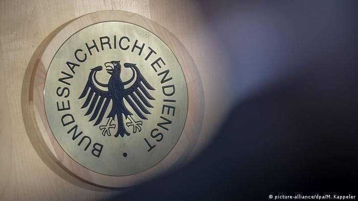 Bundesnachrichtendienst BND Abhörskandal Symbolbild