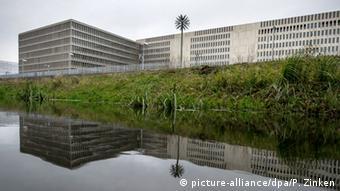 Berlin Zentrale Bundesnachrichtendienst BND (picture-alliance/dpa/P. Zinken)