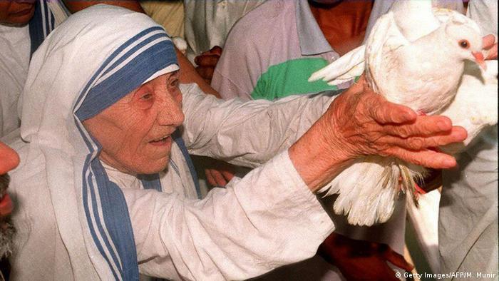 Mutter Teresa Missionarinnen der Nächstenliebe