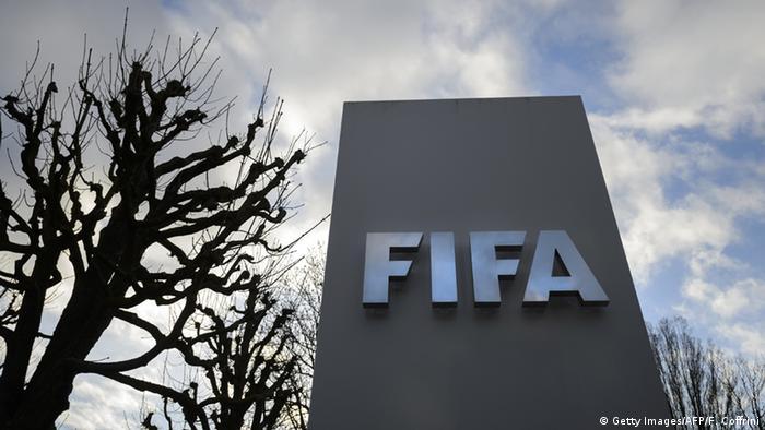 Schweiz FIFA-Zentrale in Zürich