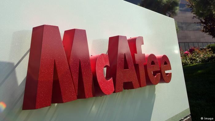McAfee Firmenzentrale