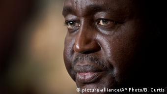 Francois Bozize, ancien président de la Centrafrique