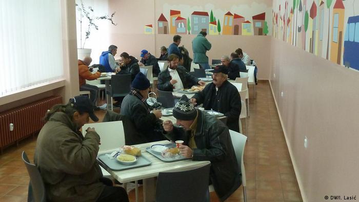 Pučka kuhinja Dobri dom Zagreb