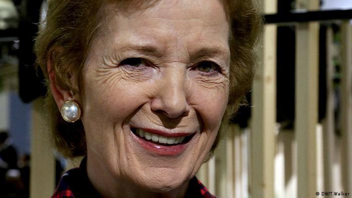 Mary Robinson education