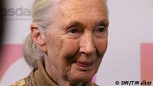 Faces of climate change Jane Goodall