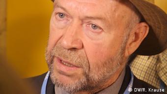 James Hansen, el padre del cambio climático, está en la COP23 en Bonn.