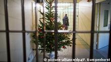 Symbolbild Deutschland Gefängnis Amnestie