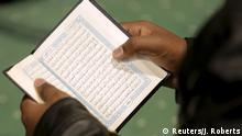 Symbolibld USA Virginia Schulen geschlossen wegen Koranversen