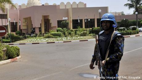 UN Friedensmission Truppen aus Bangladesch