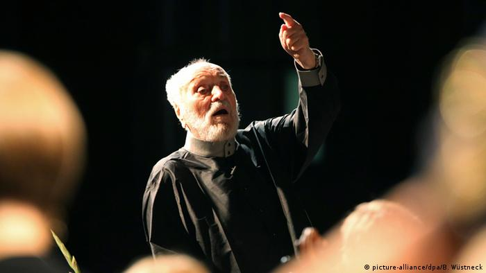 Kurt Masur in 2013