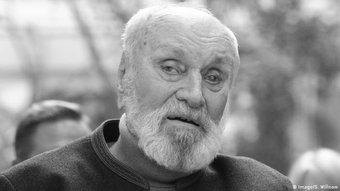 Head shot of Kurt Masur