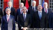 Bergkarabach Minsk Group Verhandlungen
