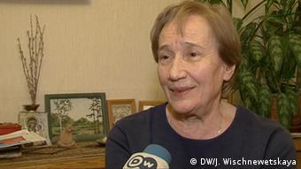 Фаина Яблокова