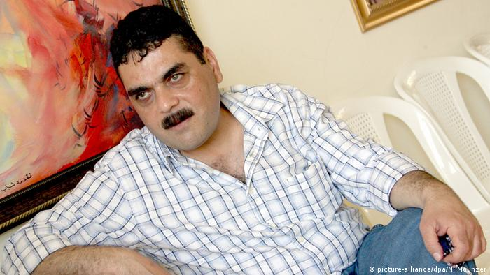 Samir Kuntar (Foto: picture-alliance/dpa/N. Mounzer)