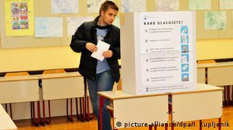 Slowenien Referendum über Homo-Ehe