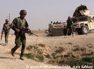 Афганские спецслужбы в провинции Гильменд (фото из архива)