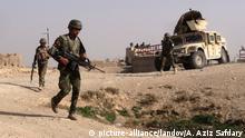 Afghanistan Kämpfe in der Prozinz Helmand
