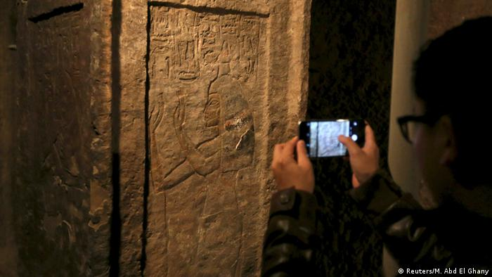 Egypt opens tomb of King Tut's enigmatic wet nurse to public