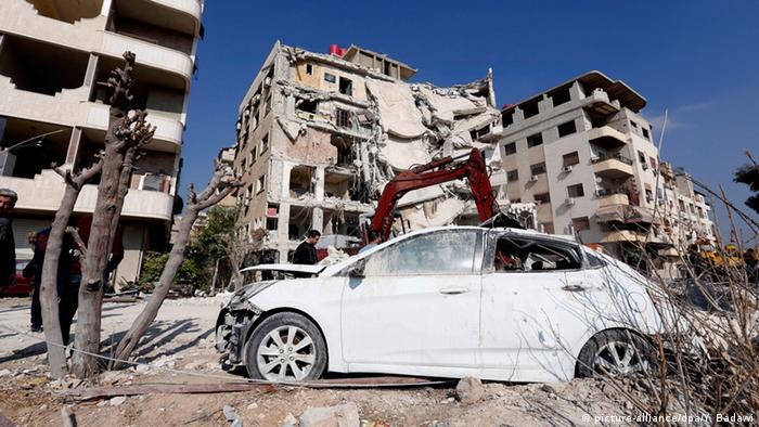 هجمات نُسبت لإسرائيل تستهدف إيران وحزب الله في سوريا ولبنان