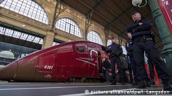 Në gusht një atentator u kap në trenin Thalys.