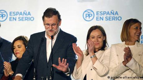 Spain's ruling party declares victory despite l...