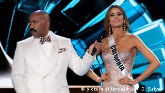 USA Wahl Miss Universe in Las Vegas (picture alliance/dpa/R. D. Salyer)