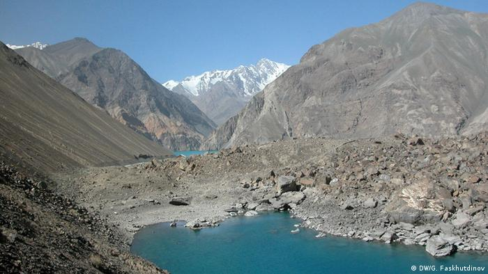 Tadschikistan Saressee (DW/G. Faskhutdinov)