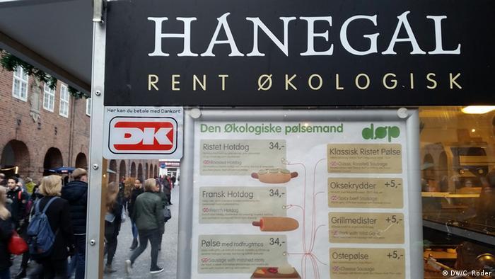 Dänemark Dänen ohne Bargeld