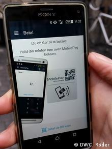 Dänemark Dänen ohne Bargeld MobilePay