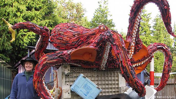 Bildergalerie Washed Ashore Angela Haseltine Pozzi