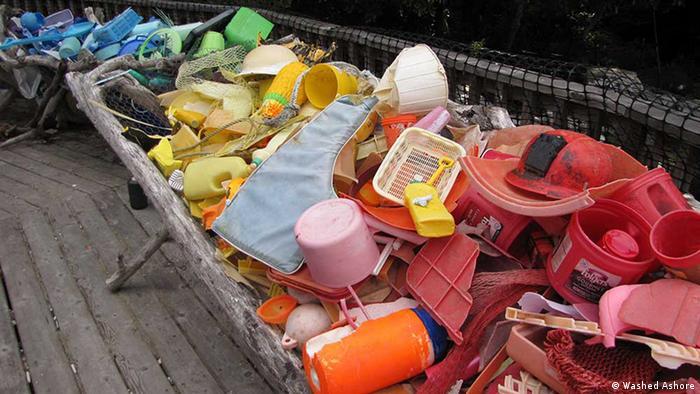 Bildergalerie Washed Ashore Sortiert nach Farben