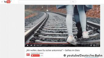 youtube Screenshot Deutsche Bahn