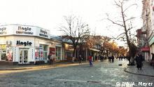 Ukraine Krim Fußgängerzone in Simferopol