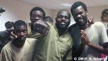 Angola Aktivisten