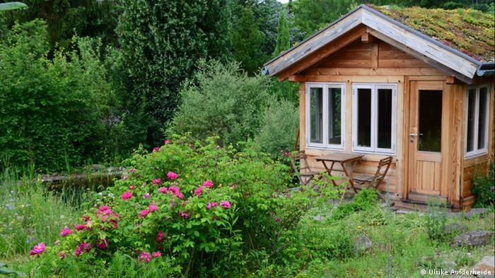 Deutschland Naturnaher Garten (Ulrike Aufderheide)