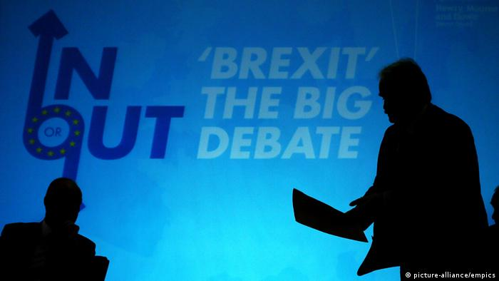 Brexit Symbolbild Europäische Union