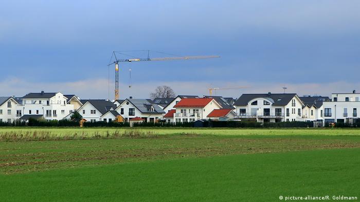 Bauboom in Deutschland