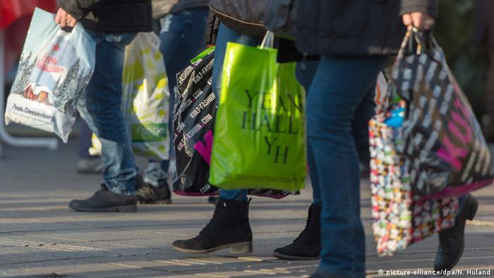Konsumverhalten Deutschland