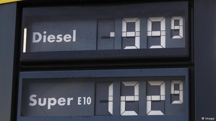 Symbolbild Ölpreis