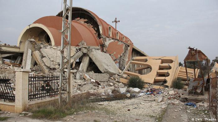 Syrien Kirche Mary