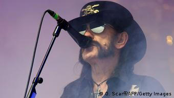 Britain Motörhead Lemmy Kilmister at Glastonbury Festival (O. Scarff/AFP/Getty Images)