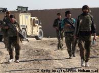 Афганские солдаты