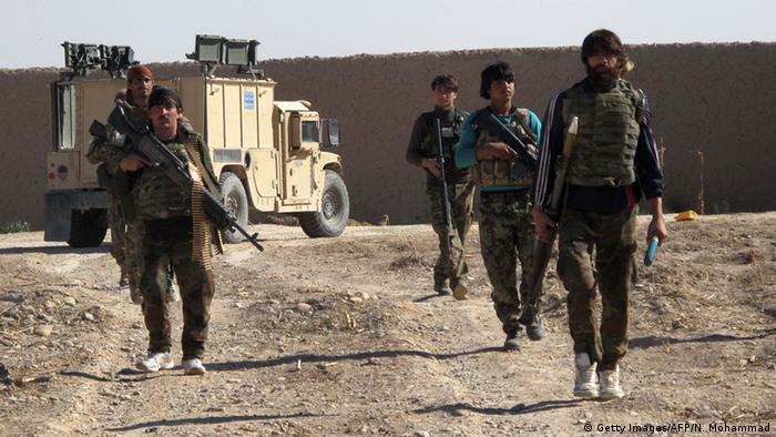 In der südlichen Opium-Provinz Helmand gerät die afghanische Armee (Foto) derzeit in die Defensive. (Foto: Getty Images)