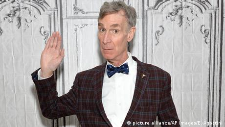 USA Bill Nye in New York (picture alliance/AP Images/E. Agostini)