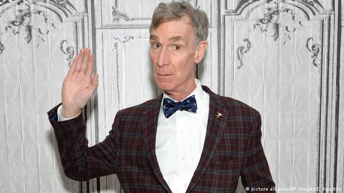 USA Bill Nye in New York